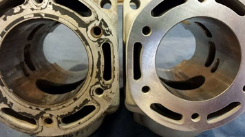 Plated Cylinder Services | Plating Honing Repair | Piston